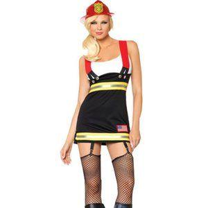 Sexy Firefighter Halloween Costume 👩🏼🚒